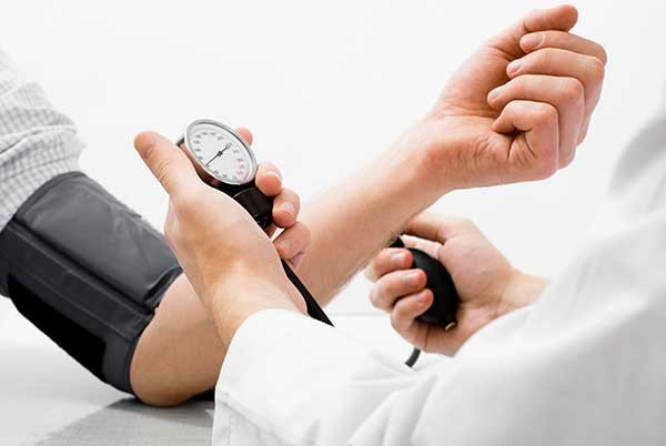 The 4 STEP BLOOD PRESSURE CURE